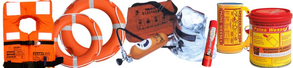 alat keselamatan kerja di kapal